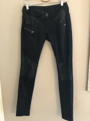 Gang Low Rise Jeans black
