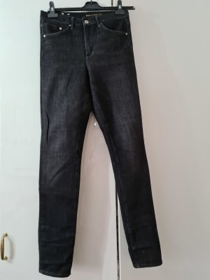 H&M Stretch Jeans black