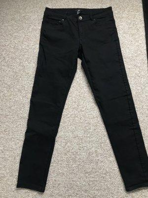 Schwarze Jeans von H&M Gr. 38