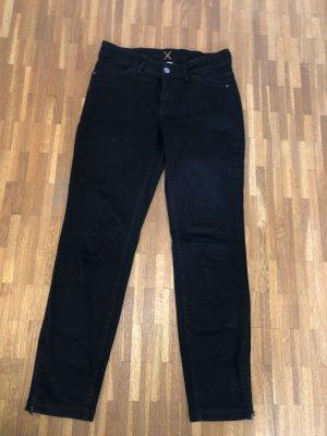Mac Jeans cigarette noir