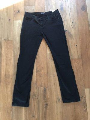 Only Jeansy z prostymi nogawkami czarny
