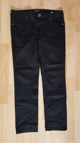 Schwarze Jeans von Only Gr. 38