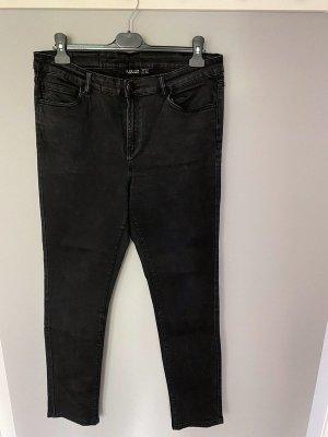Schwarze Jeans von Premium Collection by Esmara, Gr. 44 (34/32)