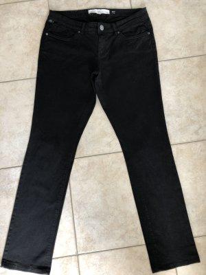 schwarze Jeans von Q/S. Oliver - W40 / L30