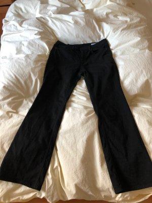 Rag & bone Stretch Trousers black cotton