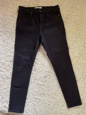 Schwarze Jeans von Topshop