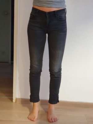 Zara 7/8 Length Jeans multicolored