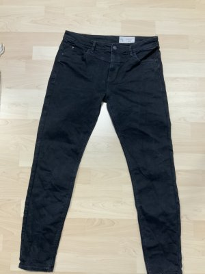 Schwarze Jeans W31 L30