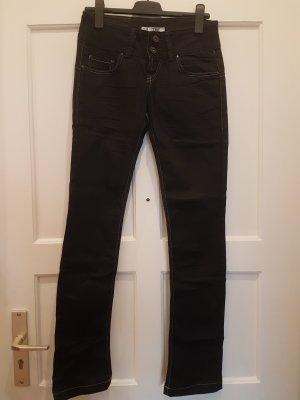 Schwarze Jeanshose Denim