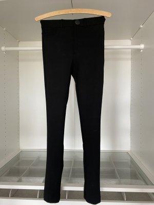 schwarze Jegging Zara