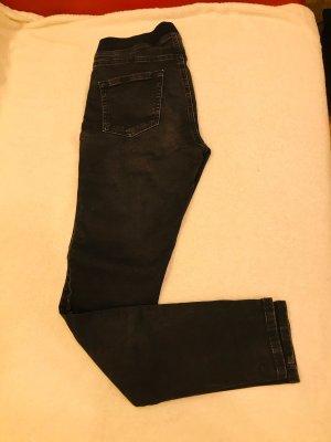 Cambio Slim Jeans black
