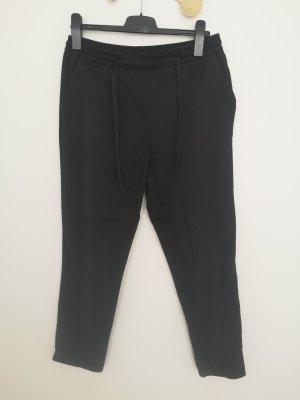 Schwarze Jogging Pants, Gr. L, Zara