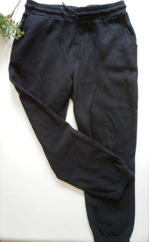 Schwarze Jogginghose Gr. M/L Amisu
