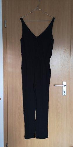 Schwarze Jumpsuits Zara