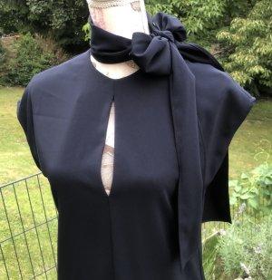 Schwarze Kleid von Mango Neu Gr. S