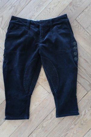 Phard Pantalon d'équitation noir coton