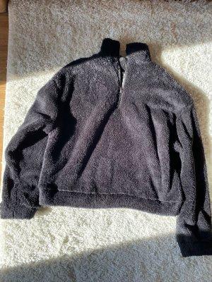 Schwarze Kunst fleece pulli