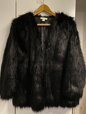 Schwarze jacke H&M