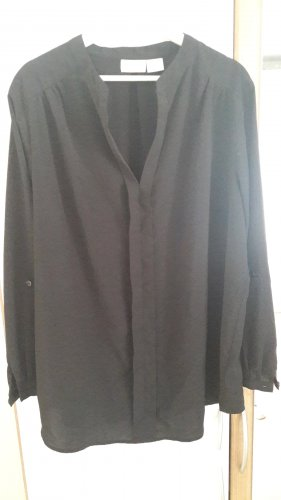 Amy Vermont Bluzka tunika czarny