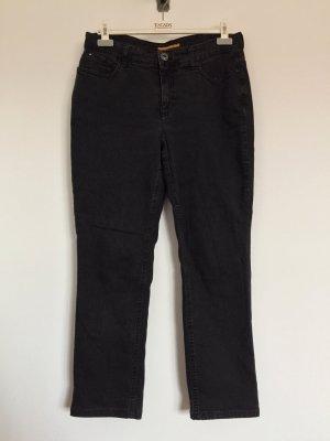 Schwarze lange Hose, Jeans von Mac Mollie, Gr. 44 / 30 (NEUw.)