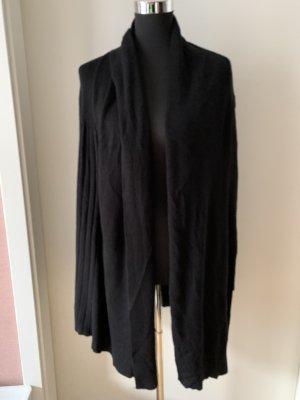 H&M Veste en tricot noir