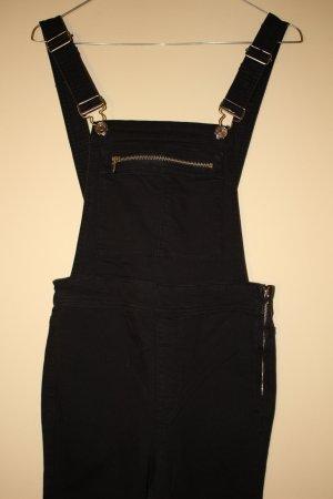 Schwarze Latzhose von H&M