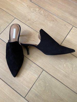 H&M Mule à talon noir