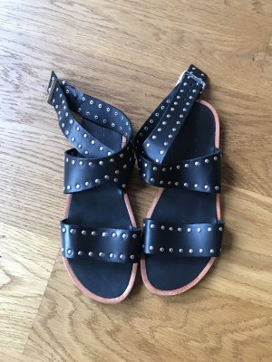 Esprit Roman Sandals black