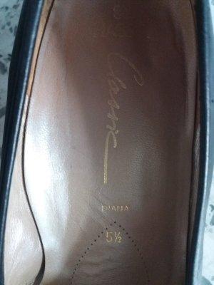 Schwarze Leder Schuhe von Hassia gr 5 1/2