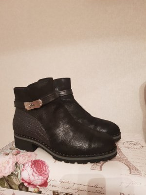 Caprice Ankle Boots black