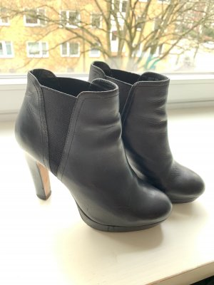 Hallhuber Ankle Boots black