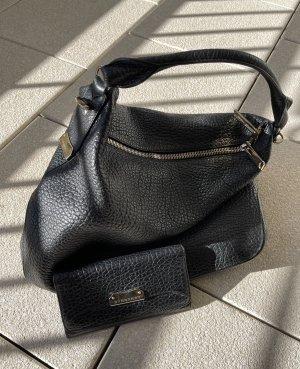 Burberry Handbag black-gold-colored