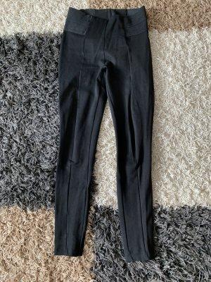 Schwarze Legging