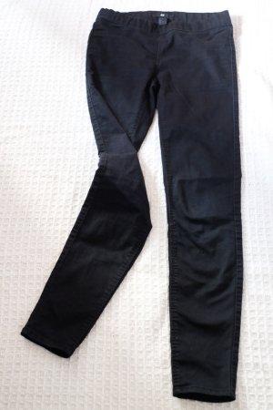 H&M Jegging noir coton