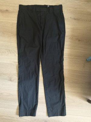 schwarze leichte Damen Hose