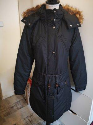 Schwarze Levi's Damen Winterjacke Gr.XS 34