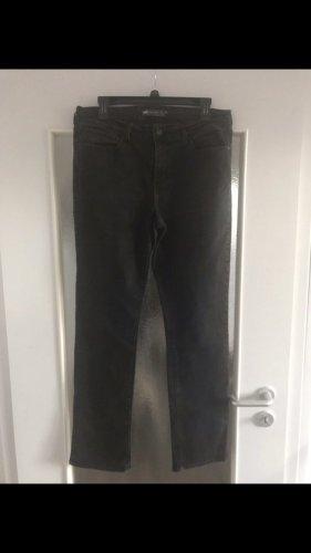 Schwarze Levi's Jeans Größe 12/31 (wie 40)
