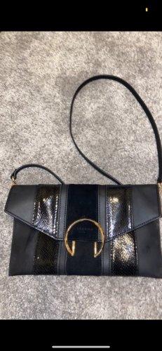 Schwarze Liebeskind Abendtasche