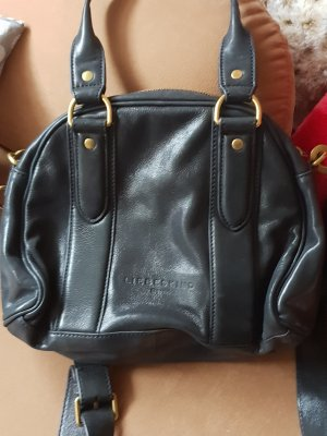 Liebeskind Handbag black-gold-colored