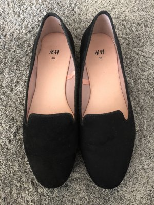 H&M Espadrille noir