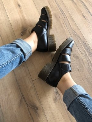 Schwarze Loafer Urban Outfitters