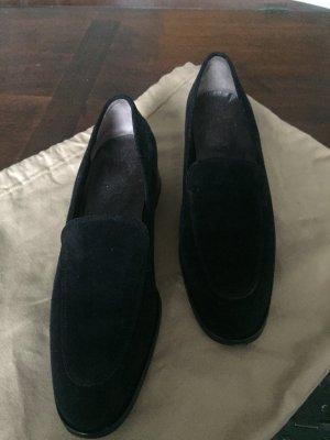 Schwarze Loafer von TOD'S