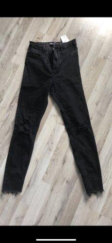 Schwarze löcher Jeans