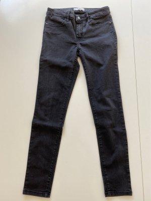 Schwarze Mango Jeans