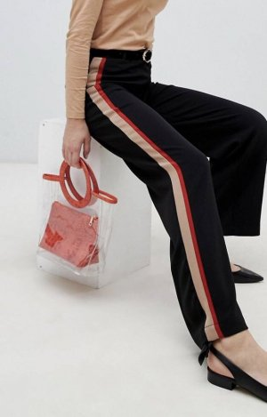 New Look Marlene Trousers multicolored