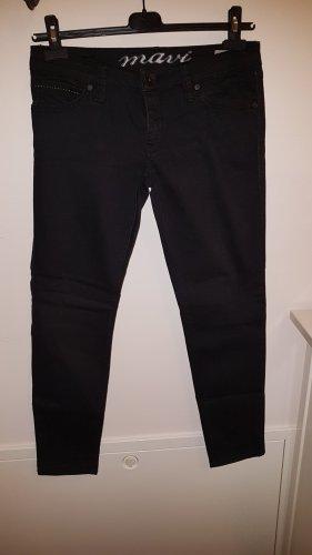 Schwarze Mavi Jeans im Style Lindy W31 L30