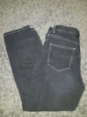 Only High Waist Jeans black-anthracite