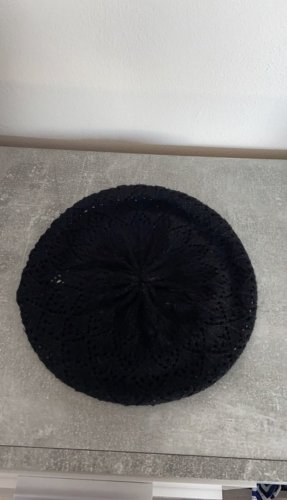 mister*lady Knitted Hat black