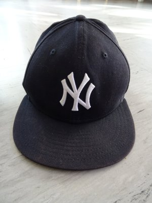 New Era Berretto da baseball nero-bianco