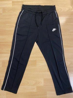 schwarze Nike Jogginghose